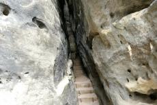 Malerweg #6 - In der Falkenschlucht