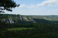 Malerweg #7 - Blick auf die Bastei
