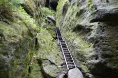 Stiegentour: Wilde Hölle & Heilige Stiege - In der Wilden Hölle