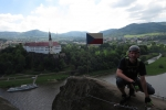 Klettersteig in Děčín