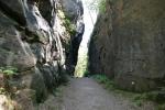 Malerweg #4 - Auf dem Schrammsteinweg