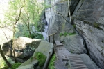 Malerweg #4 - Abstieg über die kleine Domstiege