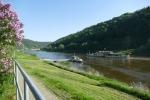 Malerweg #5 - Die Elbe bei Schmilka