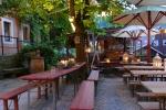 Malerweg #5 - Biergarten in Schmilka