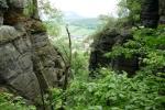 Malerweg #7 - Blick vom Pfaffenstein
