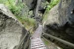 Stiegentour: Wilde Hölle & Heilige Stiege - Heilige Stiege