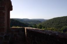 Felsenland Sagenweg - Burg Neudahn
