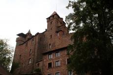 Felsenland Sagenweg - Burg Berwartstein