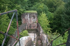 Felsenland Sagenweg - Burg Blumenstein