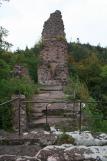 Felsenland Sagenweg - Burg Wasigenstein