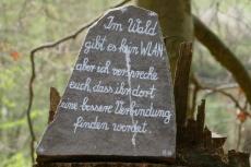 Von Beyenburg nach Radevormwald und zurück