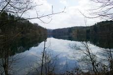 3-Talsperren-Wanderung - Eschbachtalsperre