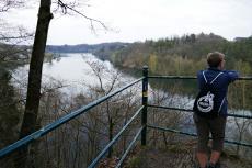 3-Talsperren-Wanderung - Aussichtspunkt auf dem Bilstein