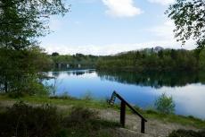Bergische Wanderungen: Wald-Wasser-Wolle-Weg - Wuppertalsperre