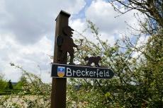 Von Breckerfeld zur Glörtalsperre