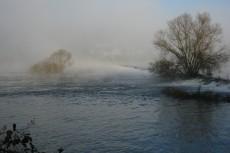 Ruhrwehr im Nebel