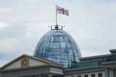 Georgien - Tiflis, Präsidentenpalast