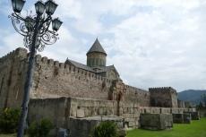 Georgien – Mzcheta, Swetizchoweli-Kathedrale