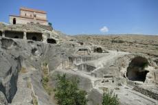 Georgien – Höhlenstadt Uplisziche