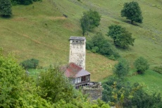 Georgien - Wanderung von Mestia nach Mulashi