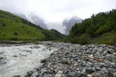 Georgien - Wanderung von Adishi nach Iprari