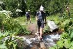 Georgien - Wanderung von Mulashi nach Adishi