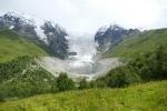 Georgien - Adishi-Gletscher
