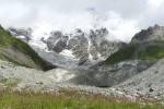 Georgien - Wanderung zum Fuße des Schchara-Gletschers