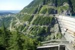 Georgien - Enguri-Staumauer