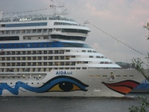 Hafengeburtstag Hamburg: AIDAsol