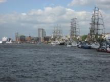 Hafengeburtstag Hamburg: Hafenpanorama
