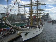 Hafengeburtstag Hamburg: Gorch Fock