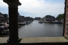 Mit dem Hausboot durch Friesland - Sneek