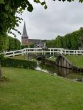 Mit dem Hausboot durch Friesland - Ijlst
