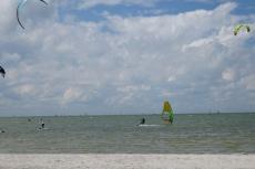 Mit dem Hausboot durch Friesland - IJsselmeer