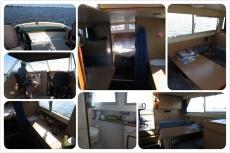 Mit dem Hausboot durch Friesland - Harmony 6