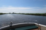 Mit dem Hausboot durch Friesland - Nationalpark De Alde Feanen