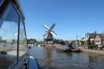 Mit dem Hausboot durch Friesland - Woudsend