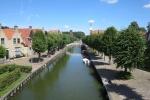 Mit dem Hausboot durch Friesland - Sloten