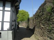 Hattingen - Stadtmauer