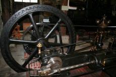 Freilichtmuseum Hagen - Dampfmaschine