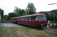Teckel - Schienenbus der Ennepetalbahn