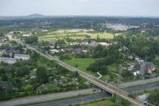 Gasometer Oberhausen - Ausblick von oben