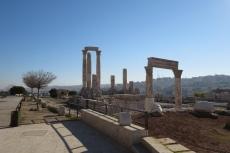 Jordanien - Zitadellenhügel von Amman
