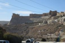 Jordanien - ehemalige Kreuzritterburg in Kerak