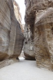 Jordanien – Petra, in der Schlucht