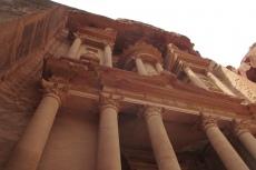 Jordanien – Petra, Al-Khazneh - das Schatzhaus