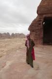 Jordanien – Petra, ein Wüstenpolizist