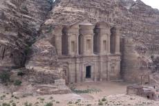 Jordanien – Petra, das 'Kloster' Ad Deir