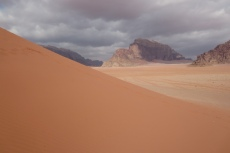 Jordanien – Rote Düne im Wadi Rum
